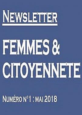 Une newsletter pour les utilisateurs du DVD Femmes et Citoyenneté