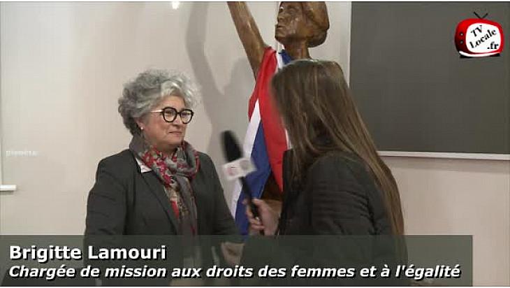 Montauban - Brigitte Lamouri, chargée de mission départementale « droits des femmes et à l'égalité »